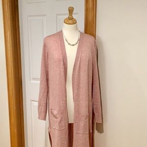 Marty M Long elegant cardigan